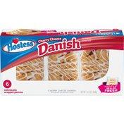Hostess Cherry Cheese Round Danish