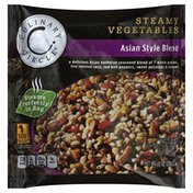 Culinary Circle Steamy Vegetables, Asian Style Blend