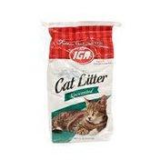 IGA Unscented Cat Litter