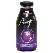 Purple Antioxidant Beverage