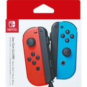 Nintendo Switch Joy-Con (L)/(R), Neon Red/Neon Blue