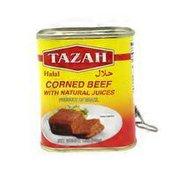 Tazah Halal Corned Beef