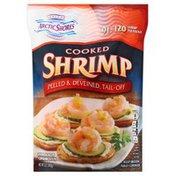 Arctic Shores Shrimp, Cooked