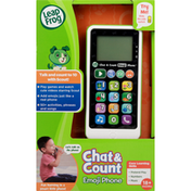 LeapFrog Emoji Phone, Chat & Count, 18+ Months