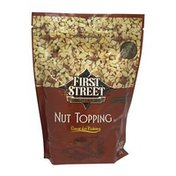First Street Nut Topping