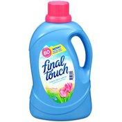 Final Touch Original Spring Fresh Fabric Softener