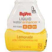 Hy-Vee Liquid Water Enhancer, Lemonade