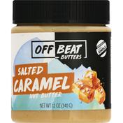 Off Beat Butters Nut Butter, Salted Caramel