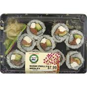 SB Sushi, Philly Medley