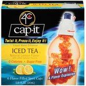 4C Cap-It Iced Tea Liquid Water Enhancer