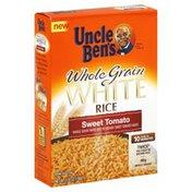 Uncle Ben's Rice, Whole Grain White, Sweet Tomato