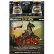 Founders Beer, CBS, Barrel-Aged Series