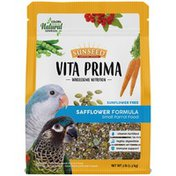 Sunseed Wholesome Nutrition Safflower Formula Small Parrot Food