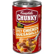 Campbell's® Chunky® Spicy Chicken Quesadilla Soup