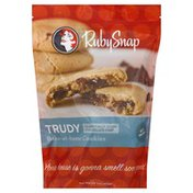 Ruby Snap Cookies, Bake-At-Home, Trudy, Classically Good Chocolate Chip