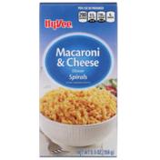Hy-Vee Spirals Macaroni & Cheese Dinner