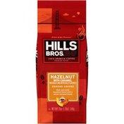 Hills Bros. Hazelnut with Caramel Light Roast Ground Coffee