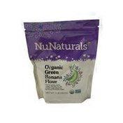 NuNaturals Gluten-Free Vegan Organic Green Banana Flour