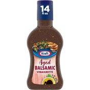 Kraft Aged Balsamic Vinaigrette Salad Dressing