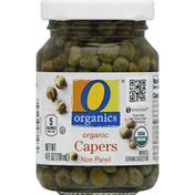 O Organics Capers, Organic