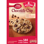 Betty Crocker Cookie Mix, Chocolate Chip, 4 Pouches