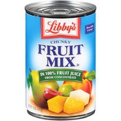 Libby's Chunky Fruit Mix in 100% Fruit Juice