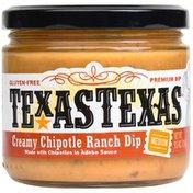 Texas-Texas Dip, Creamy Chipotle Ranch, Medium