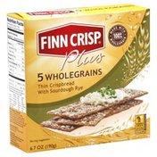 Finn Crisp 5 Whole Grains Thin Crispbread