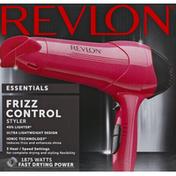 Revlon Styler, Frizz Control