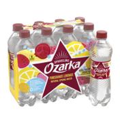 Ozarka Sparkling Water, Pomegranate Lemonade