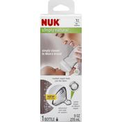 NUK Bottle, 9 Ounces