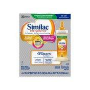 Similac Infant Formula, with Iron, Newborn