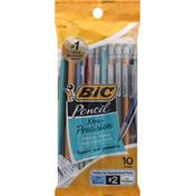 BiC Pencils, Xtra-Precision, Fine (0.5 mm), No. 2