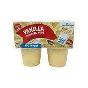 Lunch Buddies Vanilla Pudding Cups