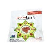 Powbab Baobab Superfruit Chews, Immunity Strength, Pomegranate Acai Berry