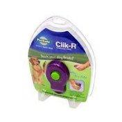 """Pet Safe Clik R Dog Training Clicker 3"""" L X 1.5"""" W X 1"""" H"""