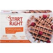 Start Right Original Waffles