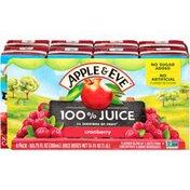 Apple & Eve 100% Juice, Naturally Cranberry