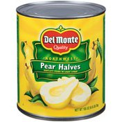 Del Monte Pear Halves