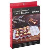 Charcoal Companion Easy Kabob Loader, Skewer Express