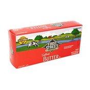 First Street Salted Butter Grade AA
