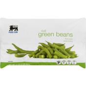 Food Lion Green Beans, Cut, Fresh Frozen, Grade A Fancy, Bag