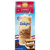 International Delight S'mores Iced Coffee