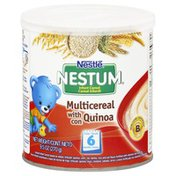 Nestle Infant Cereal, Multicereal with Quinoa, from 6 Months