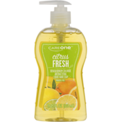 CareOne Liquid Hand Soap, Antibacterial, Citrus Fresh, Bottle