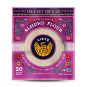 Siete Grain Free Almond Flour Tortillas