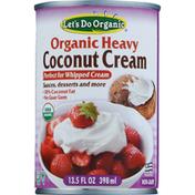 Let's Do Organic Coconut Cream, Heavy