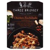 Three Bridges Casserole, Chicken Enchilada, Medium