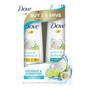 Dove Hair Care Coconut & Hydration