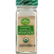 Sun Harvest Garlic Powder, Organic